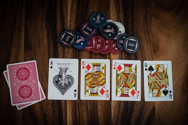 ブラックジャックゲーム