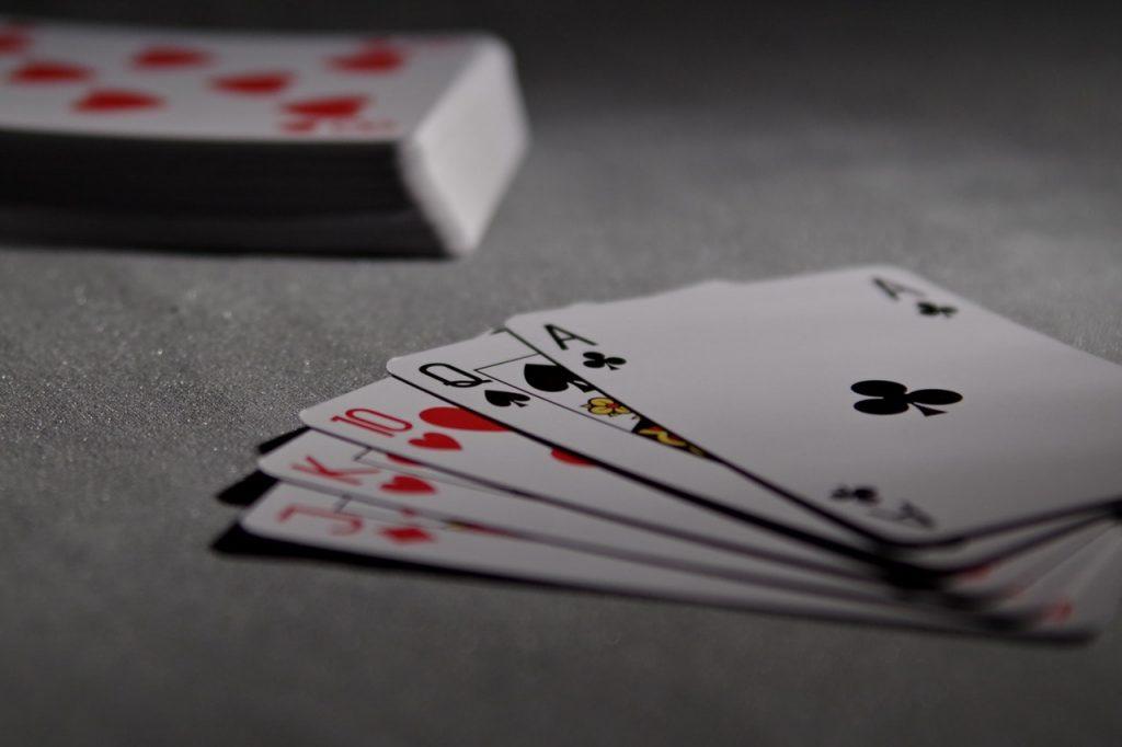 賭けプロセス